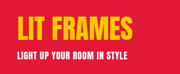 Lit Frames